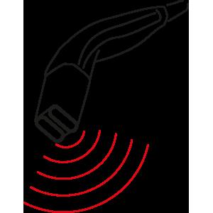 pictograma radiofrecventa faciala