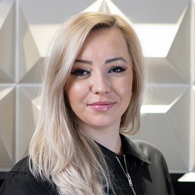 Andreea Gologan Beauty Manager ALTO Studio