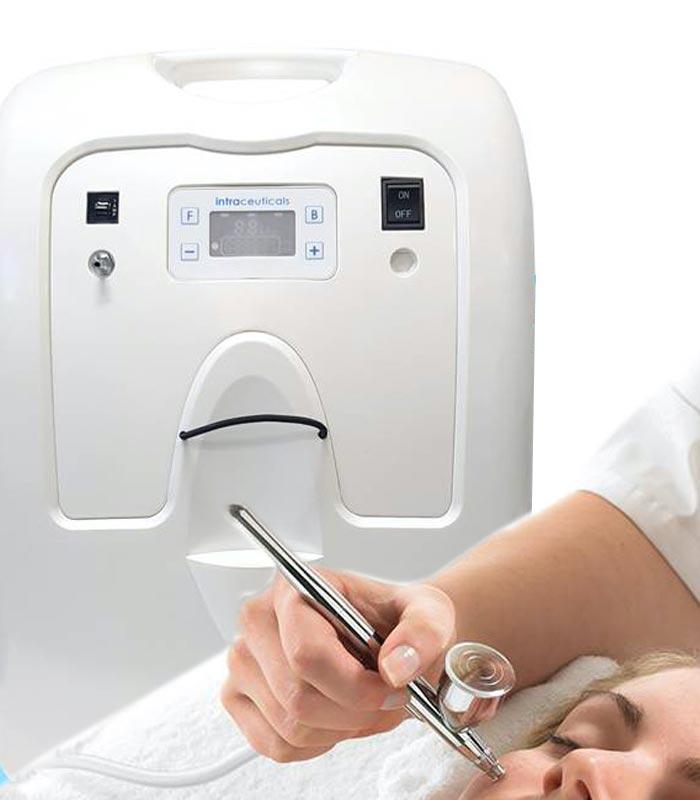 Intraceuticals oxigen hiperbaric echipament