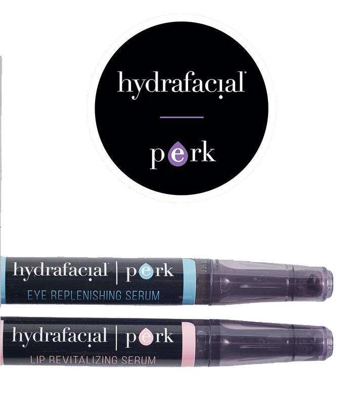 Perk by Hydrafacial
