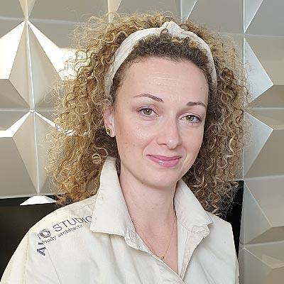 Adelina Bidilici Beauty Architect ALTO Studio